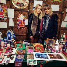 """kozan.gr: Κοζάνη:Πραγματοποιήθηκε το απόγευμα του Σαββάτου 7/12, στη κεντρική πλατεία το χριστουγεννιάτικο Bazaar της ομάδας στο facebook """" Κοζανίτισσες Μαμάδες""""   (Βίντεο & Φωτογραφίες)"""