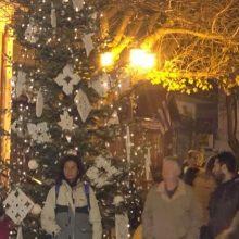 kozan.gr: Φωταγωγήθηκε το Χριστουγεννιάτικο Δέντρο στο Βελβεντό (Βίντεο & Φωτογραφίες)