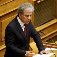 """Γιώργος Αμανατίδης: """"Ενίσχυση των προϋποθέσεων ανάπτυξης των ΑΠΕ (Φ/Β, ανεμογεννήτριες, υδροηλεκτρικά) στη Δυτική Μακεδονία, στο πλαίσιο μετάβασης της περιοχής σε καθεστώς χαμηλής λιγνιτικής δραστηριότητας"""""""