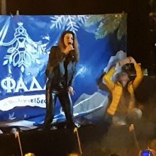 "kozan.gr: Πτολεμαίδα: Με την τραγουδίστρια Ειρήνη Παπαδοπούλου και το μουσικό σχήμα DeeVibes γιόρτασαν, μουσικά, στην κεντρική πλατεία της πόλης, το βράδυ της Δευτέρας 9/12, την ""Λευκή Νύχτα"" (Bίντεο)"
