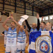 Με απόλυτη επιτυχία διοργανώθηκε από την Τοπική Διοίκηση Κοζάνης της Διεθνούς Ένωσης Αστυνομικών, Φιλανθρωπικό Τουρνουά Μπάσκετ με τη συμμετοχή των Τοπικών Διοικήσεων της Δυτικής Μακεδονίας