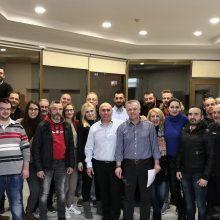 kozan.gr: Το μήνυμα του απερχόμενου Προέδρου του ΤΕΕ/ τμ. Δ. Μακεδονίας Δ. Μαυροματίδη, μετά την εκλογή του Στέργιου Κιάνα στην Προεδρία