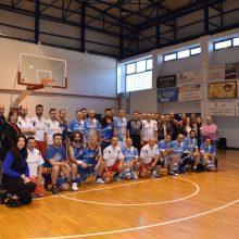 Το τουρνουά μπάσκετ φιλανθρωπικού χαρακτήρα που διοργάνωσε η Αναγέννηση Σερβίων κι άλλοι σύλλογοι
