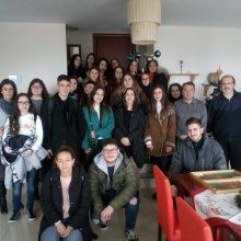Πανεπιστήμιο Δυτικής Μακεδονίας: Επίσκεψη του Τμήματος Εργοθεραπείας στον Ξενώνα Βραχείας Παραμονής Νεφέλη».