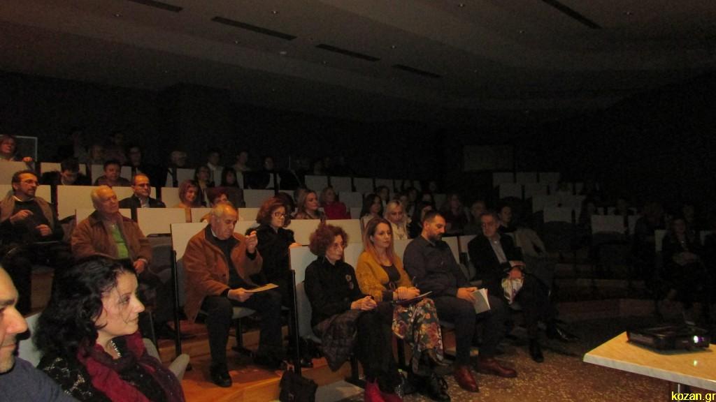 kozan.gr: Koζάνη: Η ενδιαφέρουσα έκθεση εικαστικών έργων του Χρήστου Κούντουρα με τίτλο «Υπάρχουν οικοδομαί που έχουν προορισμόν να ομιλούν», παρουσιάστηκε το βράδυ του Σαββάτου 14/12, στην Κοζάνη (Bίντεο & Φωτογραφίες)
