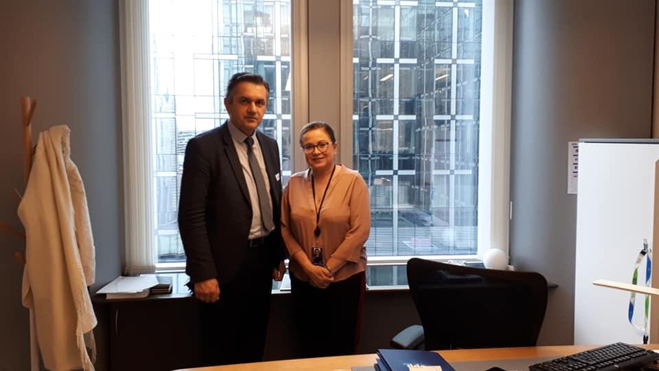 Συμμετοχή, του Περιφερειάρχη Γ. Κασαπίδη, σε ειδική εκδήλωση, στις Βρυξέλλες, για το υδρογόνο και την πρόταση της Δυτικής Μακεδονίας και της Ελλάδας σε συνεργασία με την Ιταλία και τη Γερμανία (Φωτογραφίες)