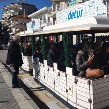 kozan.gr: Πτολεμαΐδα: Ξεκίνησε τα δρομολόγια, εντός της πόλης, το μεσημέρι της Κυριακής 15/12, το Χριστουγεννιάτικο τρενάκι – Ενθουσιασμός σε μικρούς και μεγάλους (Βίντεο)