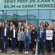 Το 2ο Γυμνάσιο Πτολεμαΐδας συμμετείχε στη συνάντηση που πραγματοποιήθηκε στο σχολείο Sehit Prof.Dr. Ilhan Varank Bilim ve Sanat Merkezi στo Balikesir της Τουρκίας