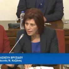 Ερωτήσεις της Π. Βρυζίδου στον Διευθυντή και Πρόεδρο του Δ.Σ. του Εθνικού Αστεροσκοπείου Αθηνών για ζητήματα της περιοχής   (Βίντεο)