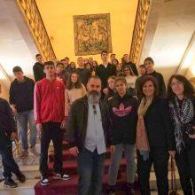Τους μαθητές του 4ου  και 6ου Γυμνασίου Κοζάνης υποδέχθηκε η Βουλευτής Π.Ε. Κοζάνης Παρασκευή Βρυζίδου