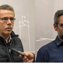 "kozan.gr: Αντιπαράθεση, μέσω δηλώσεων, μεταξύ Μαλούτα & Ιωαννίδη:  ""H προηγούμενη Δημοτική Αρχή το μόνο που έκανε ήταν να προσπαθήσει να υλοποιήσει το έργο που της αφήσαμε, ύψους 40 εκ ευρώ κι αυτό όχι όλο"" ανέφερε ο Δήμαρχος Κοζάνης – ""H σφραγίδα μας θα συνεχίσει να υπάρχει γι' αρκετό διάστημα, παρότι άλλαξε η Δημοτική Αρχή. Παρά τα όσα λέγονται η πενταετία άφησε πίσω της σημαντικά πράγματα"", σημείωσε ο Λ. Ιωαννίδης (Βίντεο)"