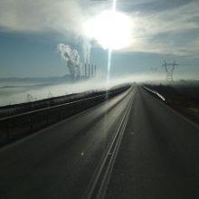 kozan.gr: Σημερινές φωτογραφίες αναγνώστη με φόντο τα ορυχεία και τον ΑΗΣ Καρδιάς