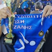 Με μεγάλη επιτυχία συμμετείχε η προαγωνιστική ομάδα της Κολυμβητικής Ένωσης Κοζάνης (Κ.Ε.Κ.) στους «11ους Πτολεμαϊκούς Αγώνες»