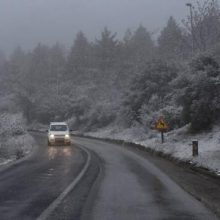 H κατάσταση στο οδικό δίκτυο της Περιφέρειας Δυτικής Μακεδονίας ανά Διεύθυνση Αστυνομίας