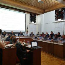"kozan.gr: Η πρόταση προϋπολογισμού, για το έτος 2020, των παρατάξεων της αντιπολίτευσης Κοσμίδη – Γκερεχτέ ήταν αυτή που ""πέρασε"", με 13 ψήφους, στη σημερινή συνεδρίαση του Δ.Σ. Βοΐου, έναντι 11 της αντίστοιχης πρότασης της Δημοτικής Αρχής του Χ. Ζευκλή"
