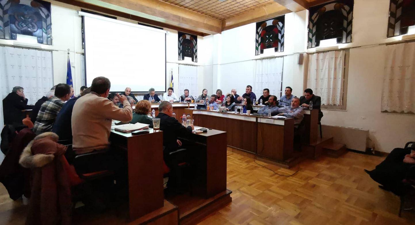 Συνεδρίαση του Δημοτικού Συμβουλίου Βοΐου, την Τρίτη 11 Μαΐου