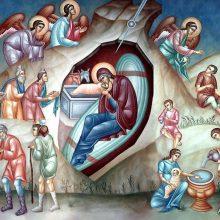Οι ''κατά αλφάβητον'' προεόρτιοι Ύμνοι των Χριστουγέννων   (προσόμοια και κανόνες) και τα αλφαβητικά κάλαντα (του παπαδάσκαλου Κωνσταντίνου Ι. Κώστα)