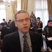 kozan.gr: Το εορταστικό μήνυμα του Δημάρχου Κοζάνης Λ. Μαλούτα (Βίντεο)