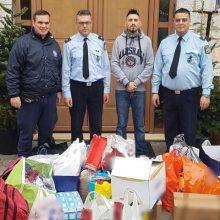 Στο πλαίσιο εορτασμού των Χριστουγέννων και του Νέου Έτους, οι Αστυνομικές Υπηρεσίες της Δυτικής Μακεδονίας συγκέντρωσαν εθελοντικά διάφορα είδη, τα οποία προσφέρθηκαν σε Ιδρύματα και φορείς (Φωτογραφίες)