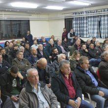 Μεγάλη συμμετοχή στη συνεδρίαση του Δημοτικού Συμβουλίου Σερβίων στο Τρανόβαλτο, με θέμα την ενημέρωση-συζήτηση για την αξιοποίηση της μαρμαροφόρου περιοχής (25 φωτογραφίες & 3 βίντεο – Aναλυτικό ρεπορτάζ)