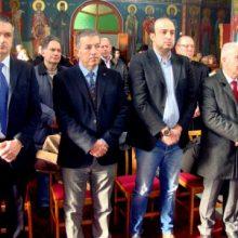 Παρουσία του Περιφερειάρχη Δυτ. Μακεδονίας,  Γιώργου Κασαπίδη οι εκδηλώσεις στον Δήμο Αμυνταίου (Φωτογραφίες)
