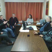 Συνάντηση της ΕΓ του ΝΤ ΑΔΕΔΥ Κοζάνης με τη βουλευτή Ν. Κοζάνης κ. Βέττα Καλλιόπη