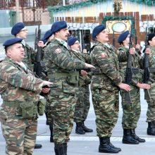 kozan.gr: Ώρα 08:00 π.μ.: H πρώτη τελετή έπαρσης της Σημαίας, για το 2020, στην κεντρική πλατεία Κοζάνης, το πρωί της Τετάρτης 1/1 (Βίντεο)