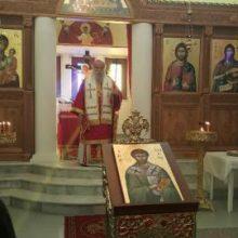 Ιερά Μητρόπολη Γρεβενών: «Γιορτινή ατμόσφαιρα» στις Φυλακές Γρεβενών (Φωτογραφίες)