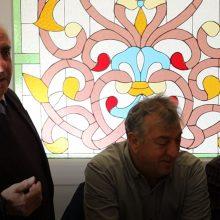 "kozan.gr: Π. Αποστολίδης στην κοπή πίτας του ΕΒΕ Κοζάνης: ""Αν δεν ενωθούμε θα κλαίμε τη μοίρα μας διότι το 2023 ήδη έφτασε. Πρέπει να ενωθούμε για να δημιουργήσουμε νέες θέσεις εργασίας"" – Τι είπε ο Ιάκωβος Παντελίδης κι ο Πρόεδρος του ΕΒΕ Ν. Σαρρής (Βίντεο & Φωτογραφίες)"