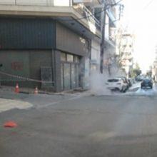 kozan.gr: Κοζάνη: Δεν υπήρξε καμιά διαρροή στο δίκτυο τηλεθέρμανσης στη συμβολή των οδών 11ης Οκτωβρίου & Λαζαράδων – Οι ατμοί που έβγαιναν – εκεί – ήταν αποτέλεσμα της εκκένωσης του δικτύου, από ελεγχόμενο σημείο, για την αποκατάσταση της βλάβης επί της οδού Ελ. Βενιζέλου στην Κοζάνη