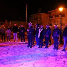 kozan.gr: Ηip-hop, rap & rnb ήχοι ακούσθηκαν το βράδυ της Παρασκευής 3/1 στην πλατεία Σκ'ρκας στην Κοζάνη  (Φωτογραφίες & Βίντεο)