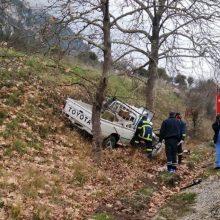 kozan.gr: Τροχαίο δυστύχημα, με ένα νεκρό (50 ετών), έξω από τα Σέρβια Κοζάνης (Φωτογραφίες)