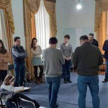 kozan.gr: Βιωματική συζήτηση και παιχνίδι με τα παιδιά, διοργάνωσε το πρωί της Κυριακής 5/1, η Ομάδα  Εθελοντών Υποστήριξης Μητρικού θηλασμού και Μητρότητας Κοζάνης (Φωτογραφίες)