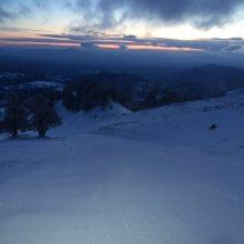 Μετά την χθεσινή χιονόπτωση Εθνικό Χιονοδρομικό Κέντρο Βασιλίτσας θα είναι ανοιχτό για χιονοδρομία σήμερα Δευτέρα 6/1/2020