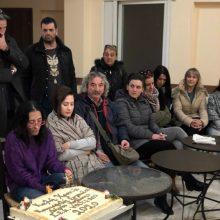 Με επιτυχία πραγματοποιήθηκε η κοπή της πρωτοχρονιάτικης πίτας του ΙΕΚ VOLTEROS για την κατάρτιση των κοινωφελή τμημάτων του Δήμου Κοζάνης (Φωτογραφίες)
