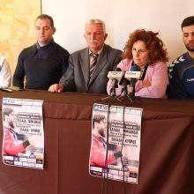 Όλα έτοιμα για τον αγώνα χάντμπολ της Εθνικής Ανδρών, στο Κλειστό της Λευκόβρυσης, την Τετάρτη 8 Ιανουαρίου 2020, απέναντι στην Κύπρο – Τι ειπώθηκε στη συνέντευξη Τύπου