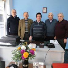 Αρχαιρεσίες στον πανελλήνιο σύλλογο συνταξιούχων τηλεπικοινωνιών ομίλου-ΟΤΕ. Στην Δυτική Μακεδονία πρόεδρος, ο Λευτέρης Μεταξιώτης