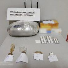 Συνελήφθη 44χρονος στη Φλώρινα για κατοχή ναρκωτικών ουσιών (Φωτογραφία)