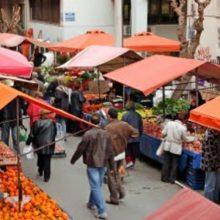 Λειτουργία Λαϊκής Αγοράς Κοινότητας Βελβεντού του Δήμου Βελβεντού στις 30 Μαΐου 2020