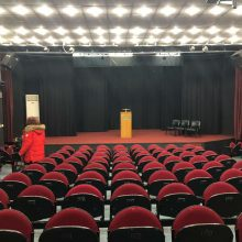 kozan.gr: Πανέτοιμοι στο Βελβεντό για τη σημερινή υποδοχή του Προέδρου της Δημοκρατίας Π. Παυλόπουλου – Φωτογραφίες από τον Ι.Ν. Κοίμησης της Θεοτόκου Βελβεντού και το Πνευματικό Κέντρο