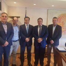 Μετά από πρόσκληση του ΕΒΕ Κοζάνης o Υπουργός Ανάπτυξης & Επενδύσεων, Άδωνις Γεωργιάδης θα επισκεφτεί την περιοχή εντός του επόμενου μήνα
