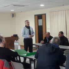 Σύσκεψη φορέων για την στήριξη της Κτηνοτροφίας πραγματοποιήθηκε τη Δευτέρα13/1 στην αίθουσα συσκέψεων της Περιφέρειας Δυτικής Μακεδονίας