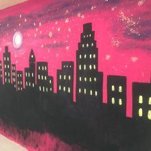 kozan.gr: ΕΠΑΛ Σιάτιστας: Ομόρφυναν – με ζωγραφιές – αίθουσες και διαδρόμους του σχολείου τους (Φωτογραφίες)