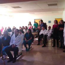"kozan.gr: Συνάντηση γνωριμίας με το προσωπικό του Μαμάτσειου νοσοκομείου Κοζάνης πραγματοποίησε το μεσημέρι της Πέμπτης 16/1 ο νέο Διοικητής Σ. Γκανάτσιος – ""Είμαστε όλοι μαζί  μια ομάδα που θα δώσουμε τον καλύτερό μας εαυτό για να αναβαθμίσουμε τις υπηρεσίες υγείας για τον πολίτη"" (Φωτογραφίες)"
