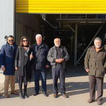 Στην Κοζάνη βρέθηκε σήμερα, Παρασκευή 17 Ιανουαρίου αντιπροσωπεία του Φο.Δ.Σ.Α. Κέρκυρας (Φωτογραφίες)