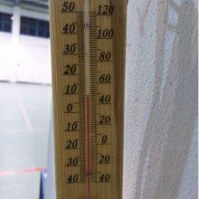 Κοζάνη: Xαμηλές θερμοκρασίες στο κλειστό του Λιαπείου – Τι αναφέρει αναγνώστης του kozan.gr