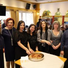 kozan.gr: Φίλοι και μέλη του Συλλόγου Καρκινοπαθών Κοζάνης, έκοψαν, το μεσημέρι της Κυριακής 19 Ιανουαρίου, την πίτα τους (Βίντεο & 20 Φωτογραφίες)