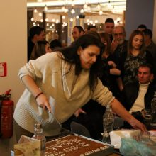 kozan.gr: Την πίτα του έκοψε, το απόγευμα της Κυριακής 19/1, ο Σύλλογος Μηχανοκίνητου Αθλητισμού Κοζάνης – Πολλές δράσεις και για το 2020, ανάμεσα σ' αυτές προσπάθειες και για τη διοργάνωση έκθεσης αυτοκινήτων μέσα στην πόλη της Κοζάνης (Βίντεο & 20 Φωτογραφίες)
