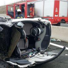 kozan.gr: Η ανάρτηση της Πυροσβεστικής, μέσω twitter, για τον απεγκλωβισμό μίας γυναίκας από ΕΙΧ όχημα, με χρήση διασωστικής σειράς, συνεπεία εκτροπής του στην Εγνατία οδό, στην περιοχή της Κοζάνης (Φωτογραφία)