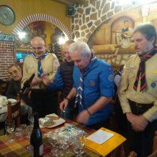 kozan.gr: Την πίτα έκοψαν οι παλαιοί  Πρόσκοποι Πτολεμαΐδας, το μεσημέρι της Κυριακής 19 Ιανουαρίου (Φωτογραφίες)